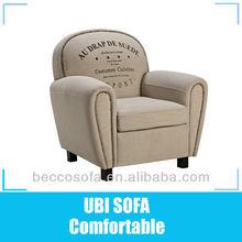 Fabric Club Sofa Chair Hone Design