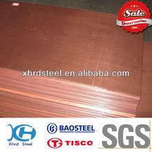 polished brass sheet C11400