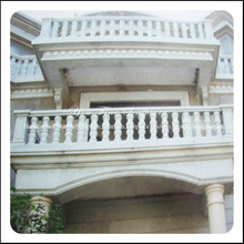 Natural Classic Marble Balcony Baluster