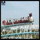 amusement park electric dragon train rides roller coaster