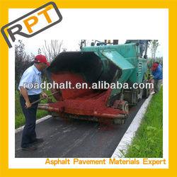 colored cold asphalt/cold applied asphalt/bitumen