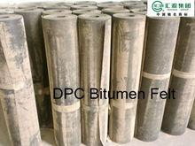 reinforcement Bitumen Roofing Felt/DPC Bitumen Membrane(Factory)