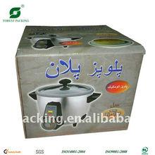 CORRUGATED ELECTRIC PRODUCT NPACKING BOX (FP600600)