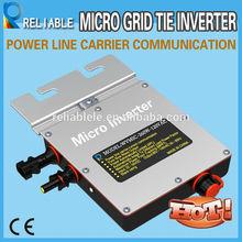 Promotion! High Technic 22~50VDC Input, 260 Watt Waterproof Solar Micro Inverter