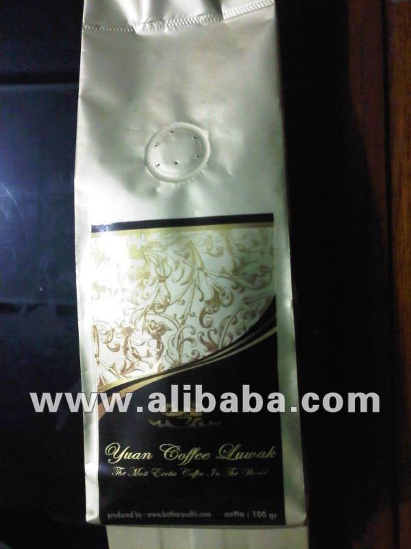 100% Pure Coffee Luwak