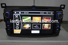 coche DVD GPS con Bluetooth TV IPOD for TOYOTA RAV4