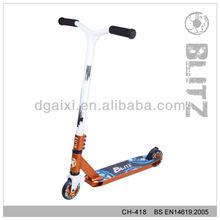 Blitz hot stunt scooter,adult kick push scooter