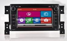 Touch screen car radio gps for suzuki grand vitara