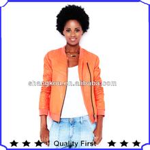 women fashion leather cotton coats 2013