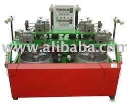 Tinsel garland machine