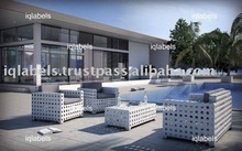 2011 New Italian Design Rattan Furniture - Synthetic Garden Lounge (Velasa228)