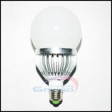 9w e27 led bulb High quality 1000lm milky cover cold forging aluminium heat sink