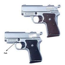 Gun Lighter/laser lighter cigarette lighter