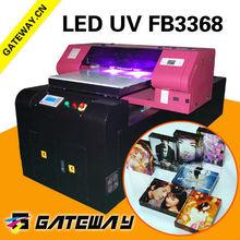 3d lenticular decorative pictures uv printer Advertising 3D lenticular card printing machine,3D lenticular sticker printer
