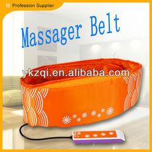 Slimming massage belt/Vibrating kneading massage belt with double motors