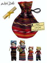 Guatemalan Wish Dolls-Worry Dolls