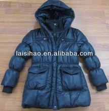 blue coat winter for girl