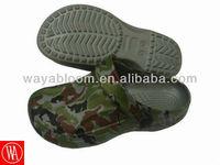 camo medical eva shoes