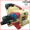 3-4t/h forest drum wood chipper machine /wood chipper shredder with CE certificate