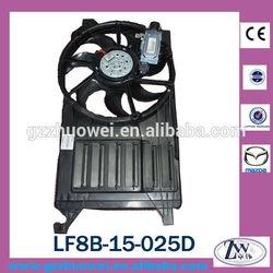 2000cc Mazda 3 Auto Electronic AC Condenser Radiator Fan Motor LF8B-15-025D , LF8B-15-025