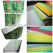 Anti-static correx protection board/sheet