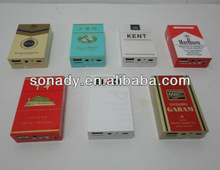 cigarette box mini portable usb speaker