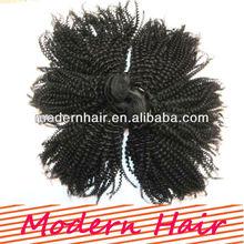 small curl virgin brazilian kinky curly hair wholesale