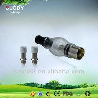 2013 Newest design glass globe vaporizer cartomizer portable dry herb vaporizer