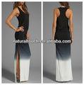 أومبير 2013 بلا أكمام موضة اللباس ماكسي-- مصنع الملابس( yd20074)