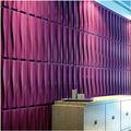 peônia forma design 3d efeito de bambu design wallpaper