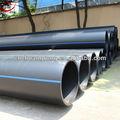 Tubería de polietileno de alta densidad en el rodillo con pe100/pe80 para el agua o el suministro de gas