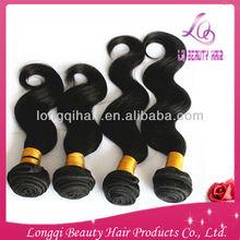 2014 best selling AAAA 100% unprocessed raw human hair virgin russian hair extension
