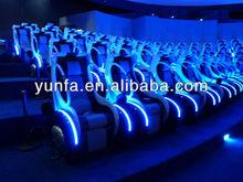6 DOF hydraulic motion seat,5D theater