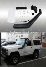 Auto accessories/car snorkel for Nissan MQ/MK Patrol (160/260)