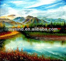 modern sea wall art oil paintings