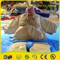 loco venta super divertido inflable del boxeo trajes de sumo