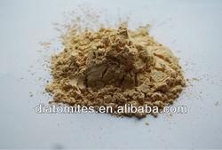 Grey diatomite powder