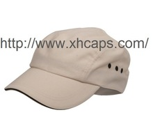 sports cap with back strap