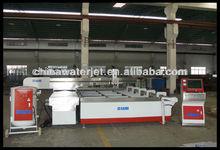 CNC abrasive waterjet cutting machine for metal stone marble granite cutting