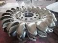micro pelton roda para gerador de turbina hidráulica