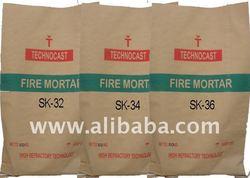 Semen Tahan Api (Fire Mortar)