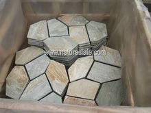 decorativos de piedra de pavimentación