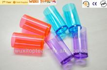 12oz reusable plastic tall highball glass