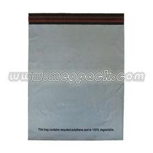 Plastic Plain Co-extruded Courier Bag