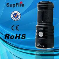 SupFire NEW M6 head lamp focusing LED flashlight China