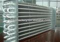 Tubi alettati scambiatoredicalore/piastra pinna scambiatoredicalore/rame, alluminio, lamiera zincata