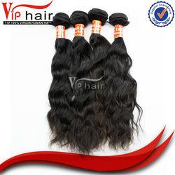 Cheap 10-36 Inch Top Grade 100% Water Wave Indian Brazilian Hair