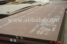 Resistência ao desgaste placas de aço Hardox 400
