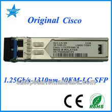 100% Original Cisco GLC-LH-SM optical modules 1310nm 1.25G 10KM SFP transceivers Optical Module quad sfp