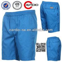 Airforce blue Frickin Elastic Short mens beach shorts men's muslim swimwear beach wear